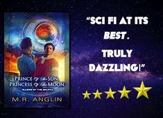 """I loved this book! And I especially loved the character Shielle. This book is broken up into different points of view, and it is done well. You come to love and respect these characters, including some of the villains. It's an interesting start to a galaxy I want to explore more of!"""" --5 star review off FB"""