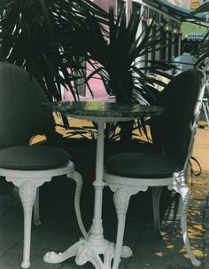Items similar to Table for Two , Venice, Campo San Stefano, hand painted limited edition on Etsy Romantic Table, Cafe Tables, My Beautiful Friend, Black And White Photography, Venice, Shabby Chic, Hand Painted, San, Etsy