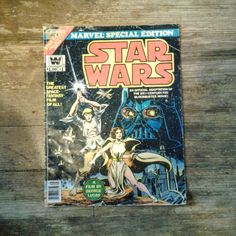 Marvel Special Edition: Star Wars Vol 1 1 by RubbersuitStudios #starwars #comicbooks