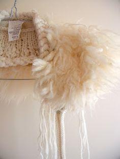 DIY Inspiration - Wool Capelet