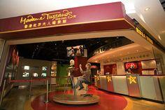 Visit Madame Tussauds Hong Kong   http://www.exploringhongkong.com/2013/10/visit-madame-tussauds-hong-kong/  #travel #hongkong #museums
