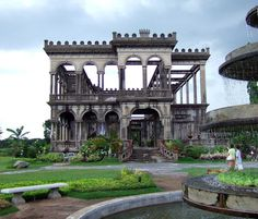 The Ruins in Talisay, Bacolod