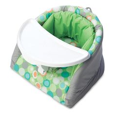 Have you heard of the Bobby Chair? When my kids were small, I was a huge fan of the Boppy pillow. It actually was worn out long before they outgrew it. Not only was the product made very well, it r...