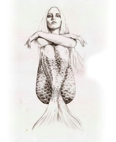 Mermaid obsession
