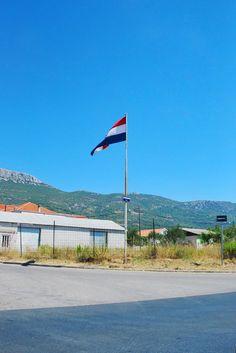 W drodze do... Splitu w Chorwacji. - What a mess!