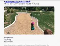 Side Road, Summer Festivals, Richmond Hill, Picnic Area, Baseball Field, Playground, Park, Children Playground, Baseball Park