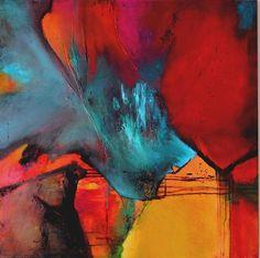 Agnes Lang Fantasy Art Abstract Contemporary Art