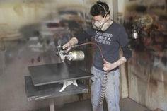DIY: Airbrush T-Shirts & Stencils thumbnail