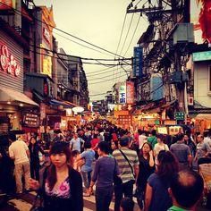 Taipei: The Night Markets