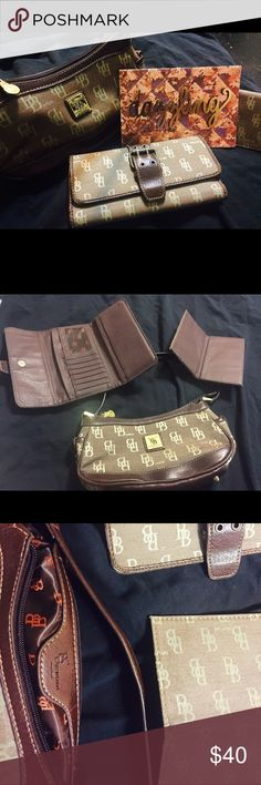 Wallet and purse brentaino matching set Very clean and nice matching set!! Only 40$$$ B drentiano  Bags