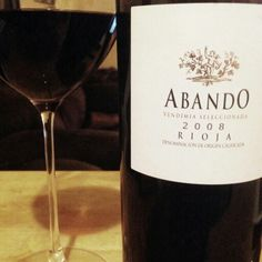 Abando Rioja 2008