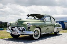 Oldsmobile Rocket 88 Club Sedan 1949