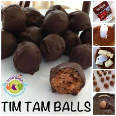 Tim Tam Balls - THE ORIGINAL RECIPE! Download it here: http://www.babybargains.com.au/bels-blog/tim-tam-balls-recipe-of-the-month/