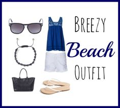 Scoop NYC Breezy Beach Outfit
