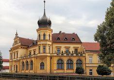Czech Republic, Prague, Explore, Mansions, House Styles, Home Decor, Decoration Home, Manor Houses, Room Decor