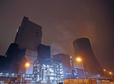 Coal Fired Power Plant, Nuclear Reactors