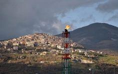 La Basilicata sottomessa al petrolio