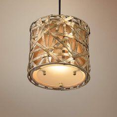Alita Collection Mini Pendant Chandelier - #55716 | Lamps Plus