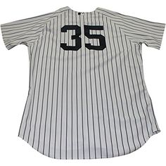 Michael Pineda Jersey - New York Yankees 2014 Season Authentic Game Used