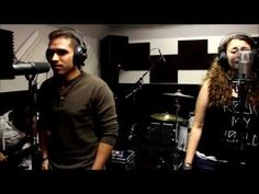 Queen ft. David Bowie- Under Pressure (Cover) | KTFNJ & Sofia Nicole - YouTube