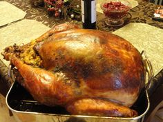 Super Moist Turkey Baked In Cheesecloth And White Wine