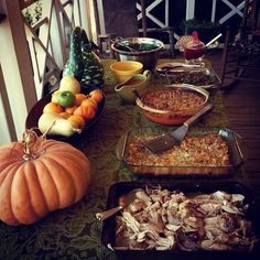 #Delicious #foods -  thanksgiving