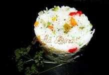 Pilaf bulgaresc Diabetic Recipes, Diet Recipes, Vegan Recipes, Dessert Recipes, Desserts, Strawberry Cheesecake, Vegan Foods, Diet Meal Plans, Stevia
