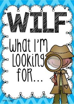 WALT, WILF and TIB Posters