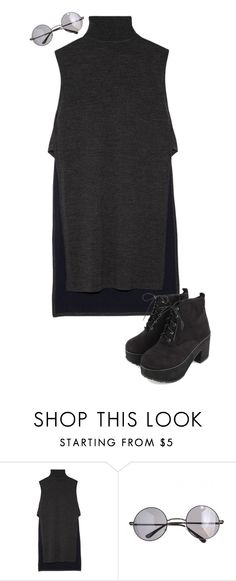 """""""Untitled #189"""" by supersweetsasha ❤ liked on Polyvore featuring ADAM and Retrò"""