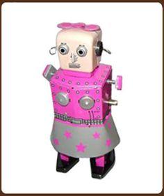 Mechato: Robot Meisje roze
