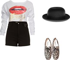 Sem título #4, created by msndahnathaliafernandes on Polyvore