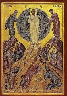 Παναγία Ιεροσολυμίτισσα : Μέσα στὸ φῶς τῆς Μεταμόρφωσης