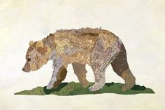 basic bear design for collage - Google Search