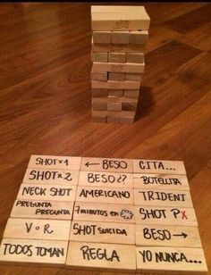 Party Games Alcohol Drunk Jenga 23 Ideas For 2019 Jenga Drinking Game, Drinking Games For Parties, Jenga Game, Halloween Games Adults, Halloween Party Games, Xmas Games, Easy Halloween, Drunk Party, Party Drinks