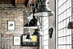 Te damos algunas ideas para que le des un aire fabril a tu casa