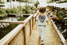 Row 10 baby boutique // greenhouse photoshoot // toddler photoshoot // baby photoshoot// toddler style // Miki Miette Spring 2017 // Piper Finn oxfords // gender neutral outfit // shop.row10baby.com
