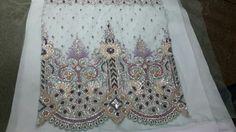 Sadar hend embroidery