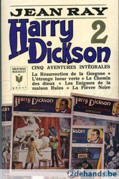 Harry Dickson de Jean Ray