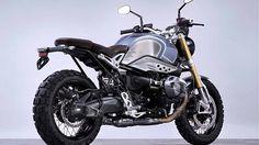 BMW nineT - Custom