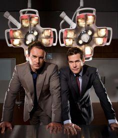 Christian Troy and Christian McNamara from Nip/Tuck. Love this show.
