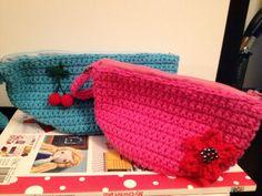 Crochet Pouches