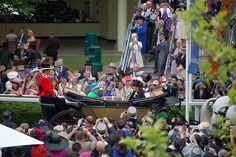 HRH Queen Elizabeth II by Richard Fawcett, via Flickr