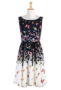 Butterfly kisses frock- totally just bought this.  HAD to have it! OMG- ok, anybody remember the movie Mad Love?  The Butterfly dress?  Oh yeah.. :)