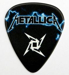 Metallica - Guitar Picks