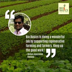 'Thank You' is the least we at Bio Basics can say to our appreciative customers. Your patronage is what makes the difference, for not just our organization, but for all the farmers we support! Organic Recipes, Farmers, Appreciation, Organization, Sayings, How To Make, Patronage, Getting Organized, Organisation