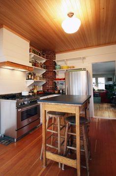Shaker kitchen design