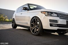 Range Rover Autobiography with PUR LX10 #Wheels | Mode (statistics) - modes of the distribution; multimodal;   Galtung's classification; U: bimodal - peaks at both ends, # SEE:  https://www.facebook.com/photo.php?fbid=10204337635503536&set=p.10204337635503536&type=3&theater | ref N - engine q' (roll royce): https://www.pinterest.com/pin/368943394454461665/