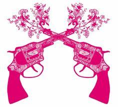 the pretty guns