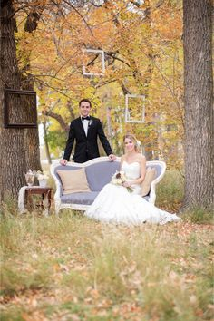 Autumn wedding inspiration shoot / ShutterChic Photography