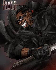 Black Cartoon Characters, Marvel Characters, Eric Brooks, Blade Marvel, Black Superman, Day Walker, Vampire Hunter, Comics Universe, Black Power